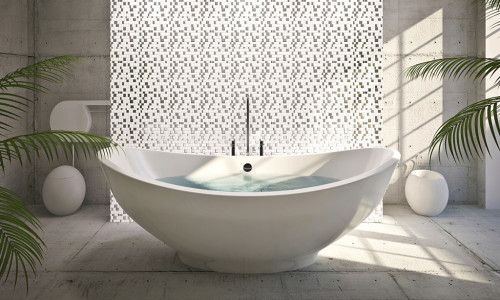 Modern Home Bathtub